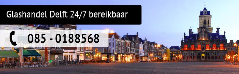 Glaszetter Delft